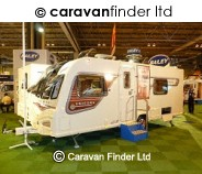 Bailey Unicorn Cadiz 2014 caravan