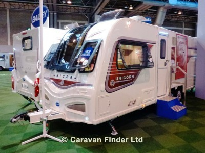 New Bailey Unicorn Cartagena 2014 touring caravan Main Image