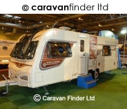 Bailey Unicorn Cordoba 2014 caravan