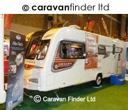 Bailey Unicorn Madrid S2 2014 caravan