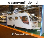 Bailey Unicorn II Vigo 2014 caravan