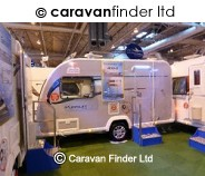 Bailey Pursuit 400-2 2015 caravan