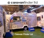 Bailey Pursuit Plus 400 2015 caravan