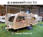 Bailey Pursuit 530 2015 caravan