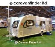 Bailey Pursuit Plus 540 2015 caravan