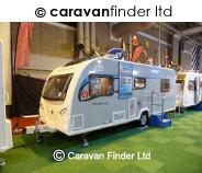Bailey Pursuit Plus 560-5  2015 caravan