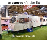 Bailey Unicorn Cartagena S3 2015 caravan