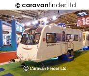 Bailey Unicorn III Cordoba 2015 caravan