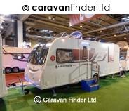 Bailey Unicorn 3 Vigo 2015 caravan