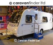 Bailey Pegasus Modena 2016 caravan