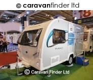 Bailey Pursuit 400 2016 caravan
