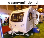 Bailey Pursuit Plus 430-4  2016 caravan