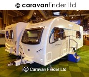 Bailey Pursuit Plus 530-4 2016 caravan