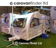 Bailey Pursuit 550 2016 caravan