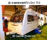 Bailey Unicorn Cordoba S3 2016 caravan