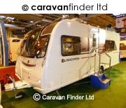 Bailey Unicorn Madrid S3 2016 caravan