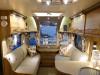 Used Bailey Pegasus Brindisi 2017 touring caravan Image