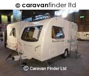 Bailey Pursuit 400 2017 caravan