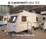 Bailey Pursuit 430 2017 caravan