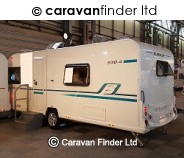 Bailey Pursuit 530 2017 caravan