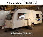 Bailey Pursuit 550 2017 caravan