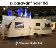 Bailey Pursuit 570 2017 caravan