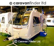 Bailey Unicorn Cadiz S3 2017 caravan