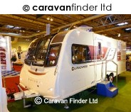 Bailey Unicorn Cartagena S3 2017 caravan