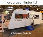 Bailey Unicorn Madrid 2017 caravan