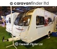 Bailey Unicorn Seville S3 2017 caravan