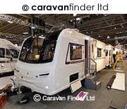 Bailey Unicorn Barcelona 2018 caravan