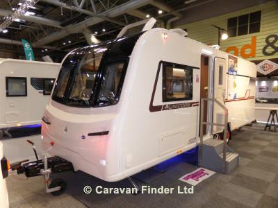 New Bailey Unicorn Cartagena 2018 touring caravan Image