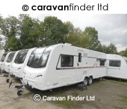 Bailey Unicorn Segovia S4 2018 caravan
