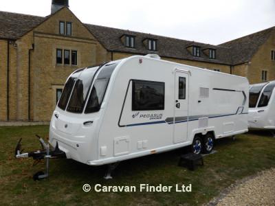 New Bailey Pegasus Grande Bologna 2019 touring caravan Image