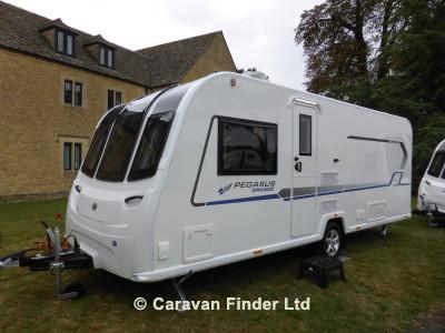 New Bailey Pegasus Grande Brindisi 2019 touring caravan Image