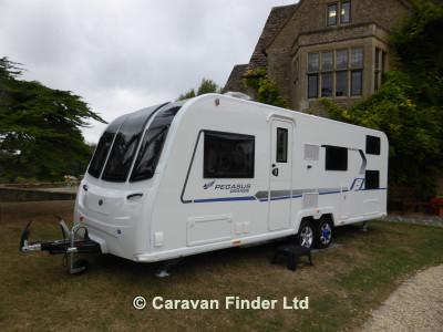 New Bailey Pegasus Grande Palermo 2019 touring caravan Image