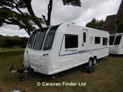 New Bailey Pegasus Grande Turin 2019 touring caravan Image