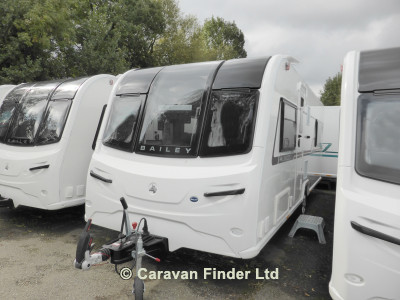 New Bailey Unicorn Cabrera 2019 touring caravan Image