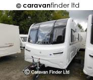 Bailey Unicorn Cadiz 2019 caravan