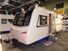 New Bailey Unicorn Cartagena 2019 touring caravan Image