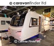 Bailey Cartagena 4B  2019 caravan