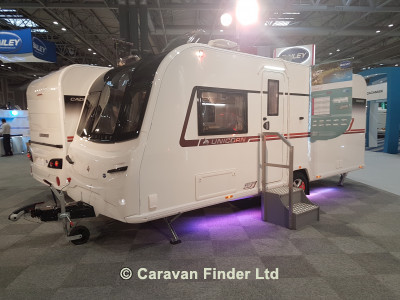 New Bailey Unicorn Madrid 2019 touring caravan Image