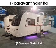 Bailey Unicorn Madrid 2019 caravan