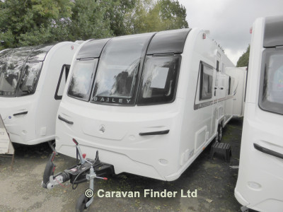 New Bailey Unicorn Pamplona 2019 touring caravan Image