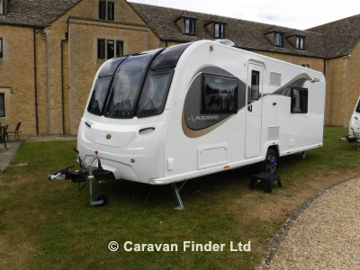 New Bailey Alicanto Grande Estoril 2020 touring caravan Image