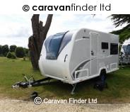 Bailey Discovery D4-3 2020 caravan