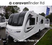 Bailey Unicorn Black Cadiz 2020 caravan