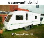 Bessacarr Cameo 625 GL 2006 caravan