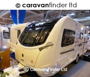 Bessacarr By Design 525 2015 caravan