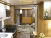 Used Bessacarr By Design 580 2015 touring caravan Image